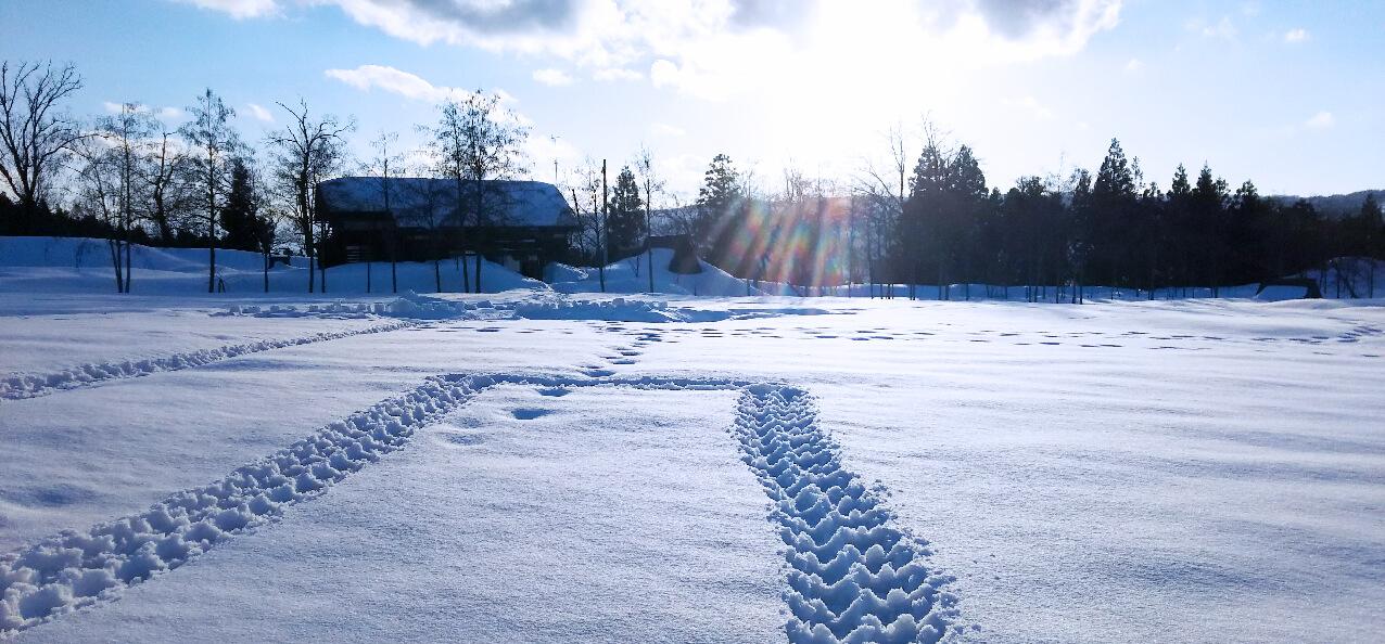 雪ふる里村通信の写真