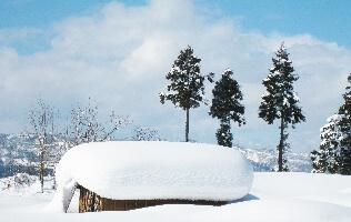 雪ふる里村物語イメージ