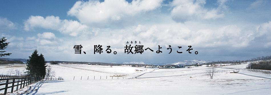 雪ふる里村トップ画像2